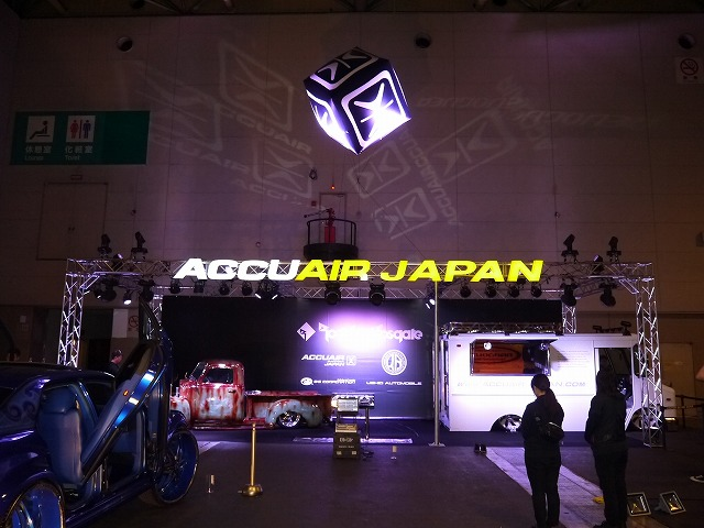 JOINTS 2015 エアサス&ACCUAIR